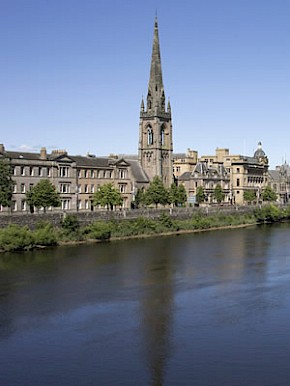 River tay, Perth, Scotland